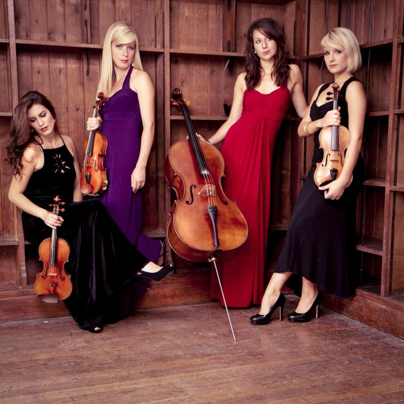 Vanity  Quartet