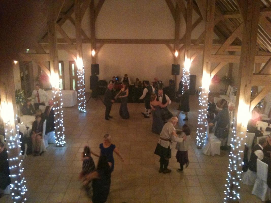 Barn Dance Bands