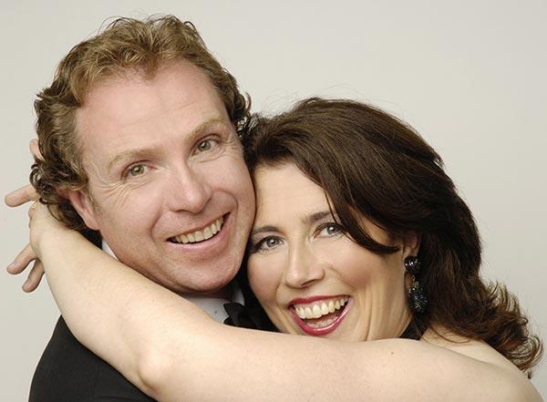 Sarah-Jane and Andrew